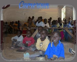bambini della scuola di Salak